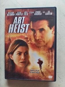 Art Heist DVD 2004 - Ellen Pompeo