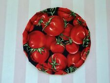 Tomatoes Vegan Canning Foodie - Jar Lid Opener - Rubber Grip - Kitchen Decor