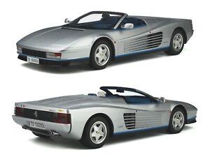 1/12 GT Spirit Ferrari Testarossa Spyder 1998 précommande Livraison Juillet aout