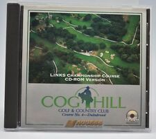 Links Championship Course: Cog Hill Golf & Country Club Course No. 4 CD-Rom Mac