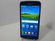 New listing Samsung Galaxy S5 Sm-G900A - 16Gb - Charcoal Black (At&T/Gsm Unlocked) (F4)