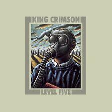 Level Five - King Crimson (2008, CD NUOVO)