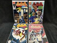 THE PUNISHER Lot #Marvel VF and NM/ 60, 61, 62, And Atlantis Attacks #2