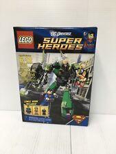 LEGO DC Universe Super Heroes 6862 - Superman vs. Power Armor Lex - Brand NEW!