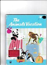 The Animals' Vacation---Shel and Jan Haber---hc---1983