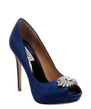 Women's Satin Pumps, Classics Shoes