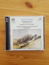 Bruckner: Sinfonie Nr. 8 (Version 1887), Nullte. Tintner. 2 CDs