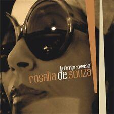 Rosalita de Sousa, Rosalia de Souza - Dimprovviso [New Vinyl]