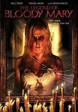 Legend of Bloody Mary With Paul Preiss DVD Region 1 031398101086