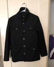 5e59562ff Black Rivet Wool Blend Coats & Jackets for Men for sale   eBay