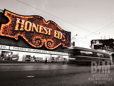 """No Place Like This Place"" 8x10"" Print - Honest Ed's Toronto Photography Print"