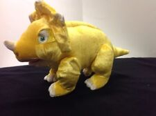 "14"" Plush CERA Triceratops Land Before TIme ~ Universal Studios Kelly Toy~ EUC"