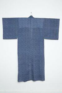Authentic Traditional vintage men's cotton Japanese kimono