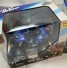 R/C Drift Atv with rider 360 Degree Spins, 1 Blue Brand New Toy  Ages 3 Up