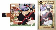 Hozuki's Coolheadedness Booktype iPhone 6 CharaCase Hozuki Kodansha Licensed New