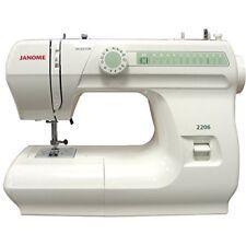 Janome 2206 Mechanical Sewing Machine Refurbished