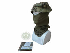 Army Issue: Lightweight Warm Weather Headover Neck Scarf - (Hiking / Motorcycle)