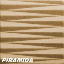 3D-Wandpaneele 3D Wandplatten Wand Decke Tapete Pyramida 27 qm