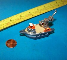 "Micro Machines   ""SALVAGE BOAT""   Vintage 1995 LGT"