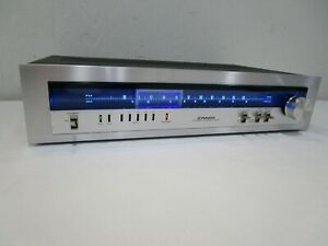 Vintage Pioneer TX-610 Tuner w/ LED Upgraded Lamps -------> Cool!