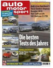 Auto Motor und Sport Heft 03/2021 vom 14. Januar 2021 Tesla Porsche wie neu