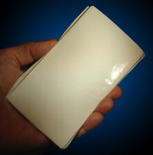 Lrg 3.68oz Slab Sticky White MINERAL TACK-Never Hardens