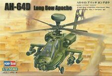 Hobby Boss 87219-ah-64d long Bow Apache Helicopter Hélicoptère de 1:72