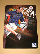 Fifa Street 4 EA Sports Steelbook no game very Rare