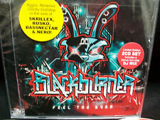 BLACKBURNER ( DubStep) Feel The Burn CD (vein of Skrillex,Rusko,BassNectar)