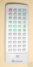 Cyberhome DVD Remote Control CHDVD300 CHDVD320