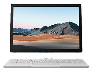 "Microsoft Surface Book 3 13.5"" (1TB SSD, Intel Core i7 10th Gen., 3.90GHz, 32GB)"
