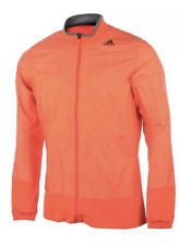 Adidas Supernova Storm Jacket Orange -  Size UK XL Extra Large - New With Tags