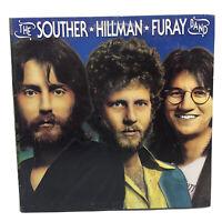 The Souther Hillman Furay Band 1974 LP Vinyl Asylum Records Gatefold 7E-1006 NM