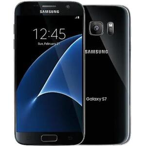 Samsung Galaxy S7 - 32GB - Black - Unlocked - Smartphone - AT&T / T-Mobile