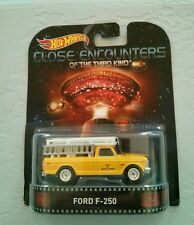 HOT WHEELS Retro Entertainment Ford F-250 close encounters of the third kind