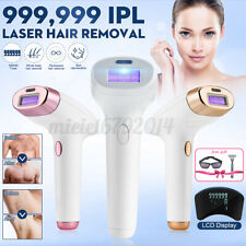 999999 Laser IPL Permanent Hair Removal Machine Face Body Skin Painless Epilator