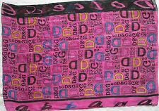 -Superbe écharpe  DOLCE & GABBANA  100% soie  TBEG  vintage scarf