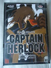// NEUF * CAPTAIN HERLOCK : the Endless odyssey * Intégrale Rintaro Albator? DVD