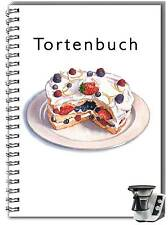 Baking Book for Thermomix tm21: Cakes Book Recipes Thermomix