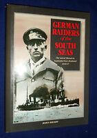 German Raiders of the South Seas  by Robin Bromby  | HB, 1985