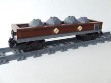 New Custom Train Car Built w/ New Lego Bricks fits Emerald Night 10194