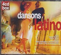 Latino-Dansons (2002) Memo, Banda Blanca, Arturo y su Sonora, Ike Jersu.. [4 CD]
