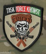 KANDAHAR WHACKER© JSOC JTF OP COHORTN A'STAN TASK FORCE KHOST νeΙ©®⚙💀 INSIGNIA