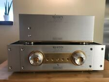 Musical Fidelity Nu-Vista M3 Integrated Amplifier + Power Supply Unit