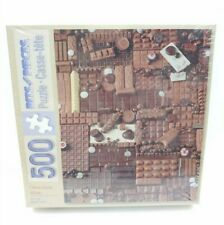 "Bits and Pieces ""Chocolate Bliss"" 500 Pc Jigsaw Puzzle"