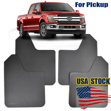 4Pcs Wide Rally Mud Flaps Splash Guards Mudguards For Ford F150 F150/250 F-Seris