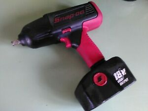 Snap On 1/2 18V Impact Gun CTU6850 With Battery Inspected & BenchTested