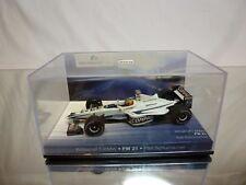 MINICHAMPS WILLIAMS FW21 BMW - COMPAQ No 9 - SCHUMACHER - F1 1:43 - GOOD IN BOX