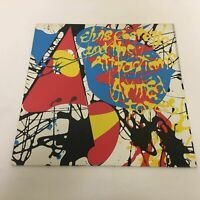 "Rock Elvis Costello And The Attractions Armed Forces C/W single 1979  12"" Vinyl"