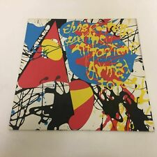 """Rock Elvis Costello And The Attractions Armed Forces C/W single 1979 12"""" Vinyl"""